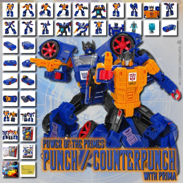 Power of the Primes Punch / Counterpunch