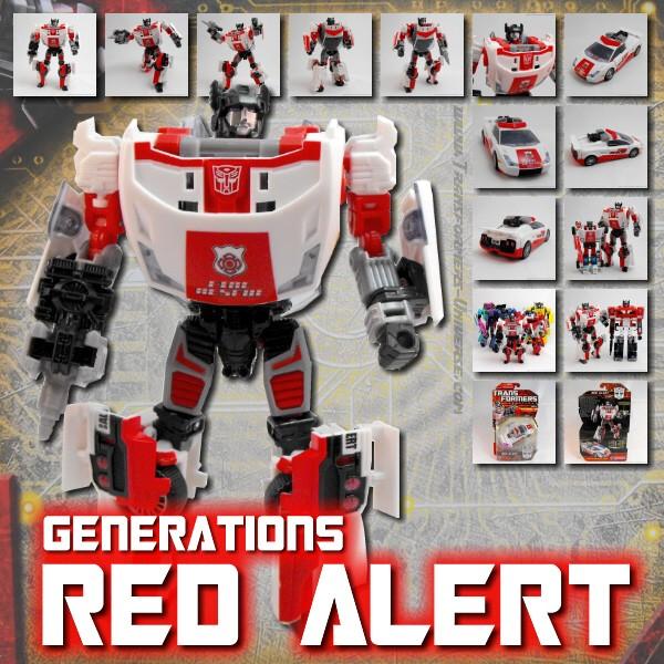 Generations Red Alert