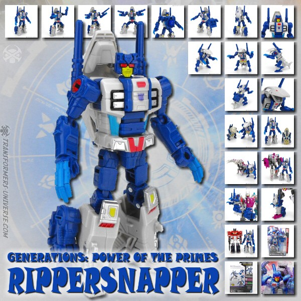 Power of the Primes Rippersnapper