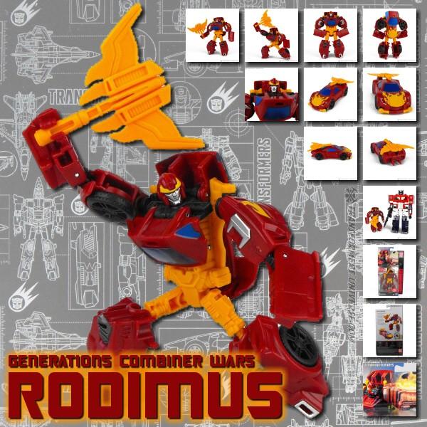 Combiner Wars Rodimus