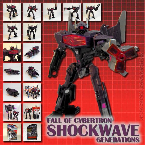 Generations Shockwave