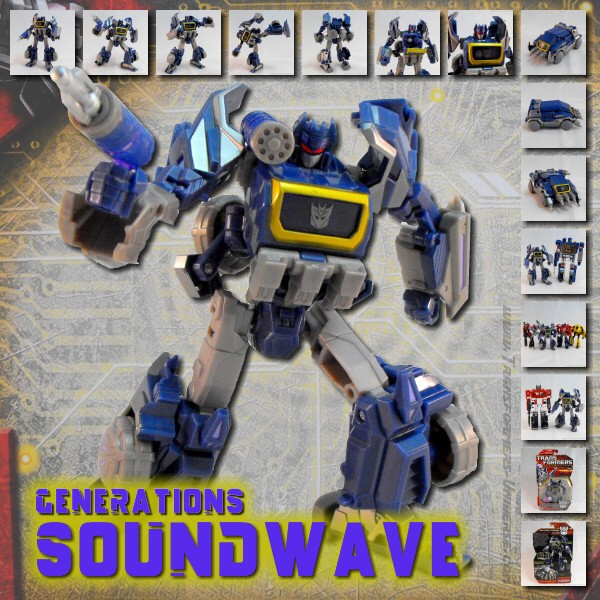 Generations Soundwave