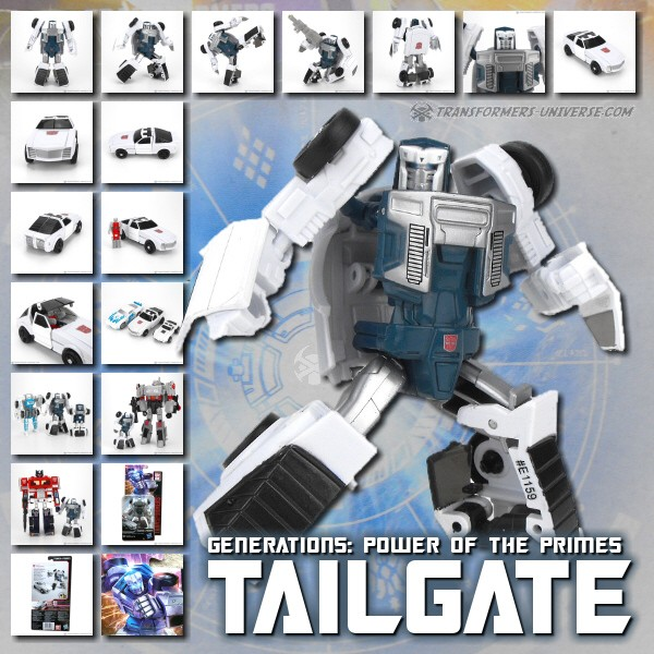 Power of the Primes Tailgate