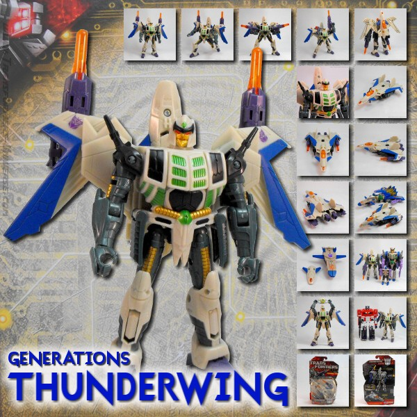 Generations Thunderwing