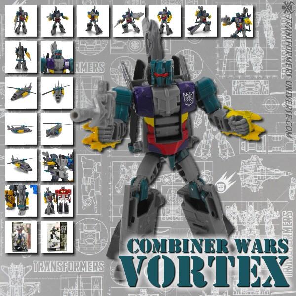 Combiner Wars Vortex