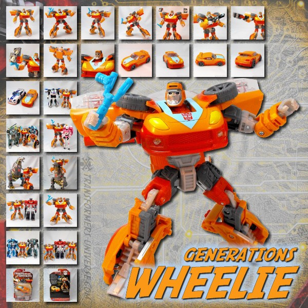 Generations Wheelie