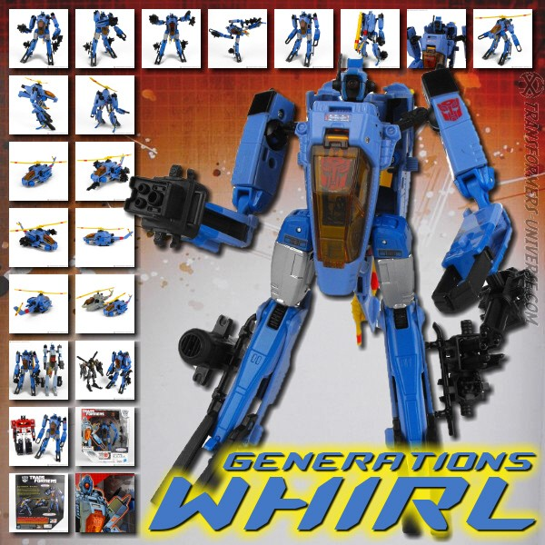 Generations Whirl