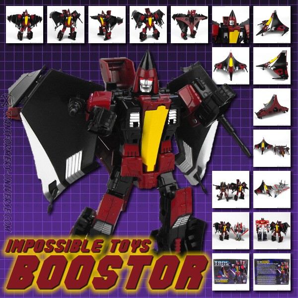 ImpossibleToys TS-05 Boostor