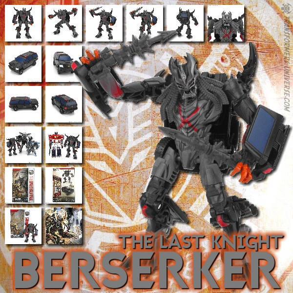 Last Knight Berserker