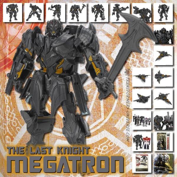 Last Knight Megatron