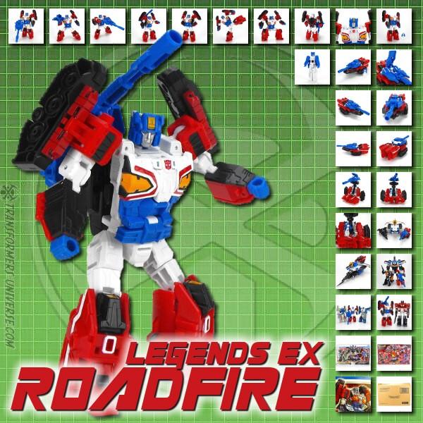 Legends EX Roadfire
