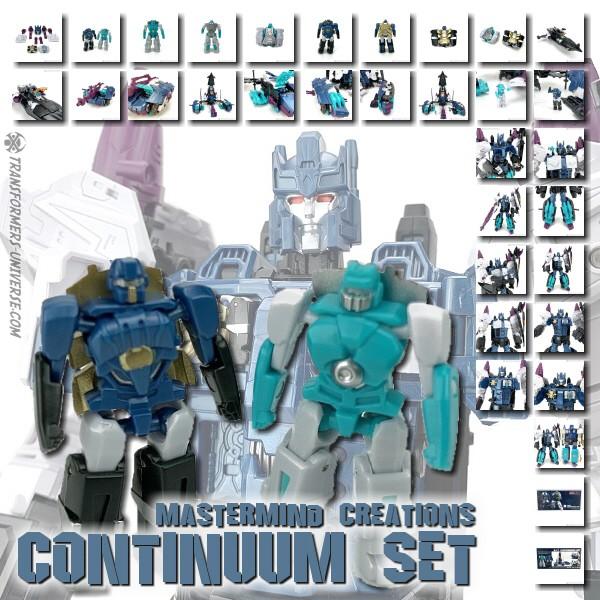 MMC Continuum Set