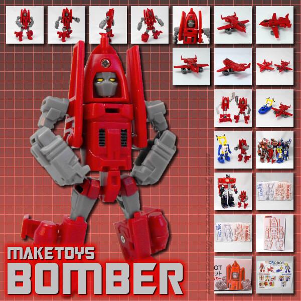 MakeToys Bomber