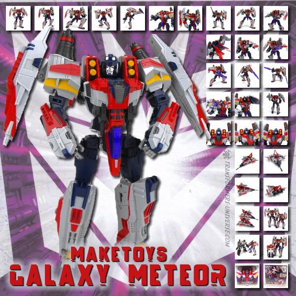 MakeToys Galaxy Meteor
