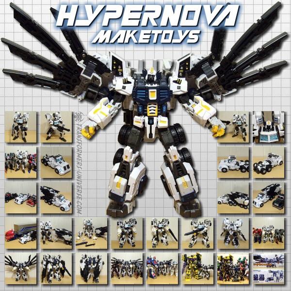 MakeToys MT-03 Hypernova