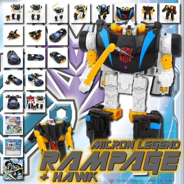 Micron Legend Rampage