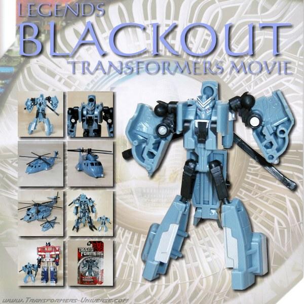Movie Blackout Legends