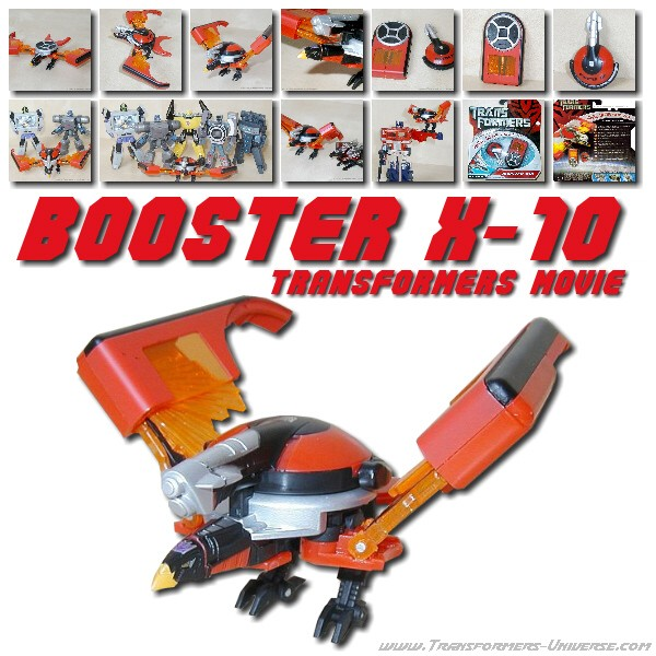 Movie Booster X10