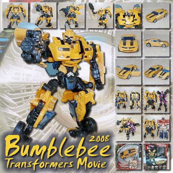 Movie Bumblebee 2008