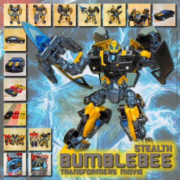 Movie Stealth Bumblebee