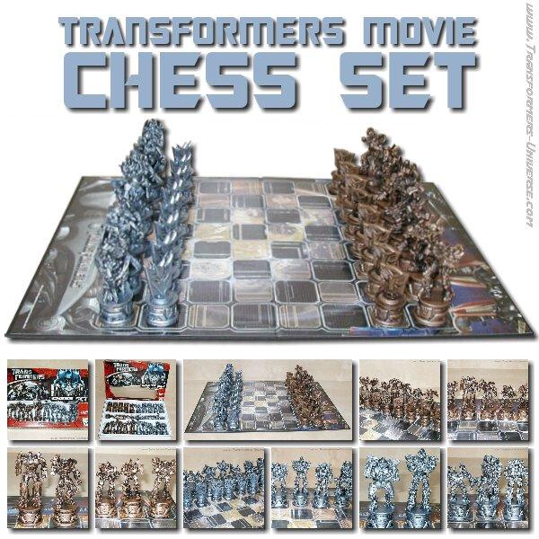 Movie Chess Set