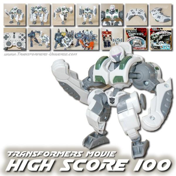 Movie High Score 100