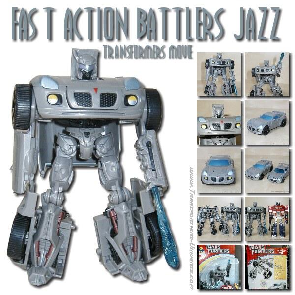 Movie Jazz Fast Action Battler