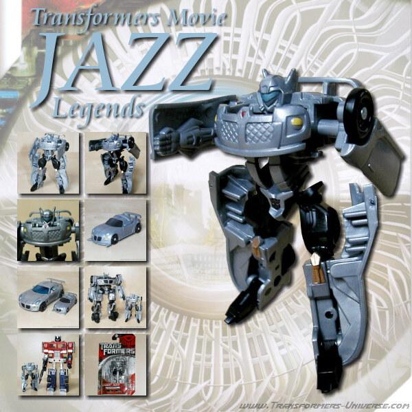 Movie Jazz Legends
