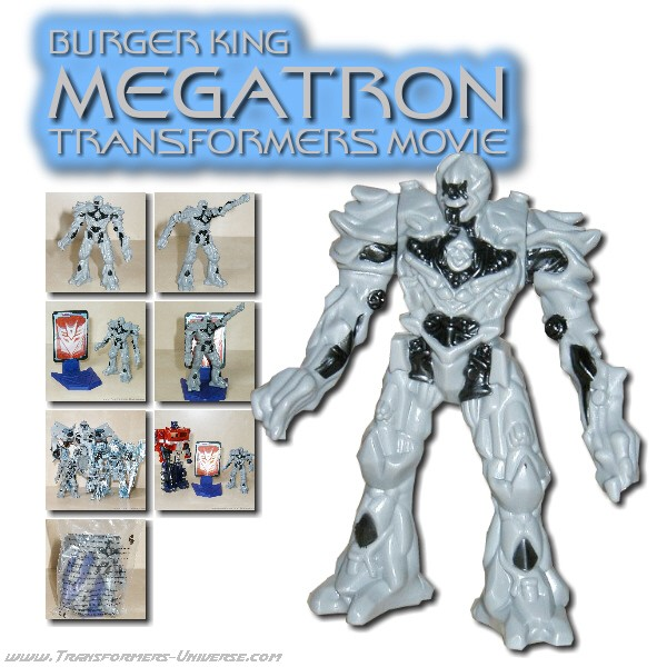 Movie Megatron Burger King