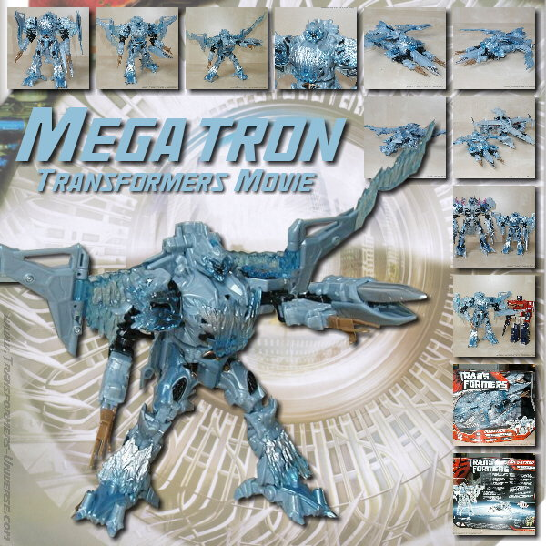 Movie Megatron Voyager