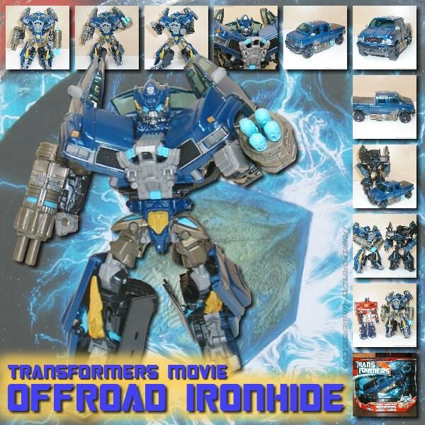 Movie Offroad Ironhide