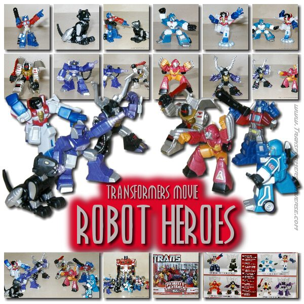 Movie Robot Heroes