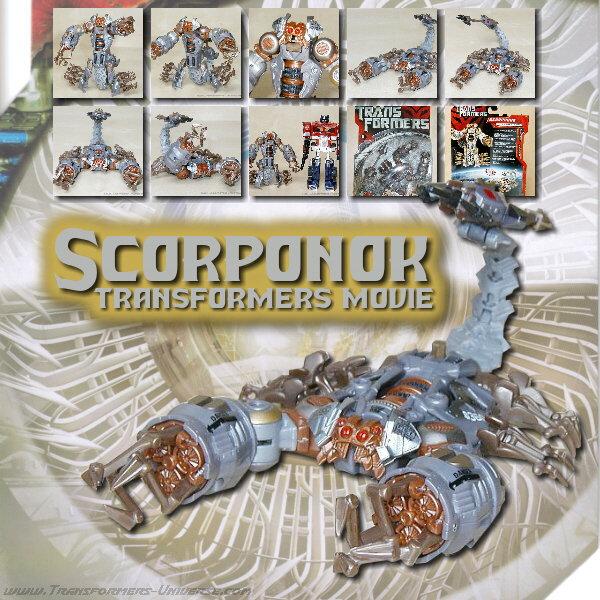 Movie Scorponok