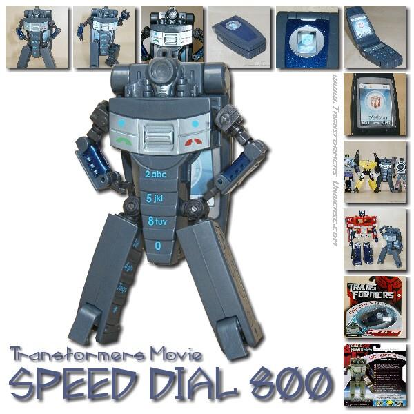 Movie Speed Dial 800