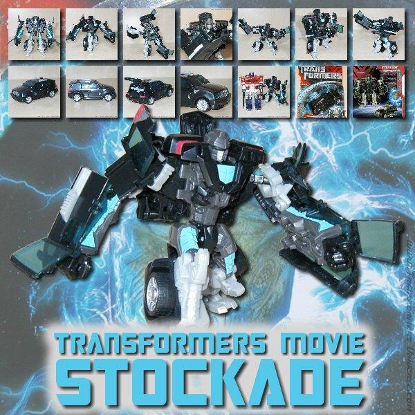 Movie Stockade