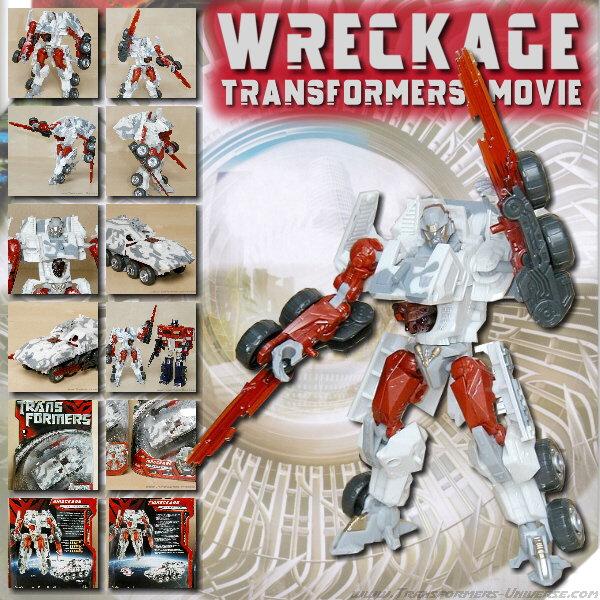 Movie Wreckage