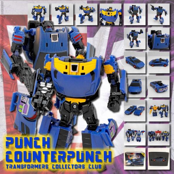 OTCC Punch / Counterpunch