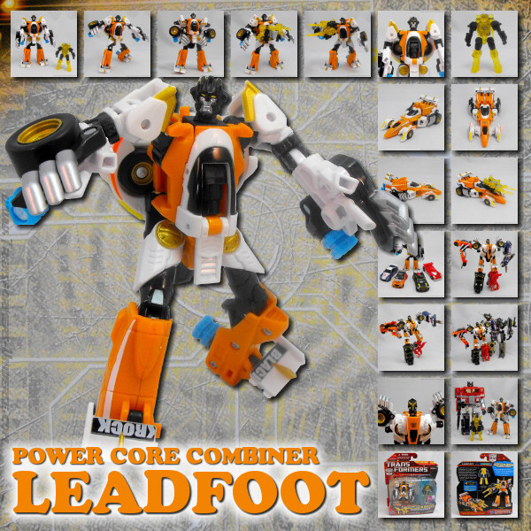 PCC Leadfoot & Pinpoint