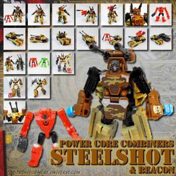 PCC Steelshot & Beacon