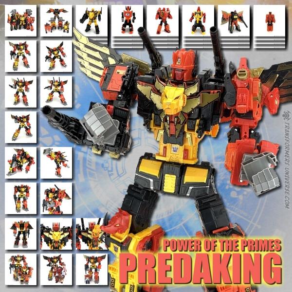 Power of the Primes Predaking