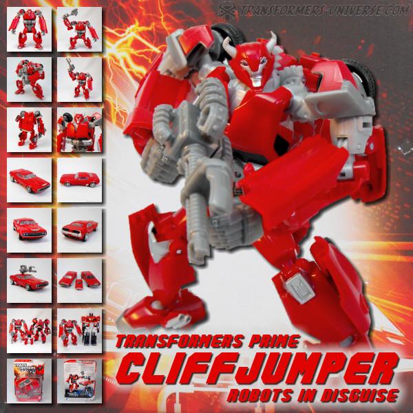 Prime Cliffjumper RID