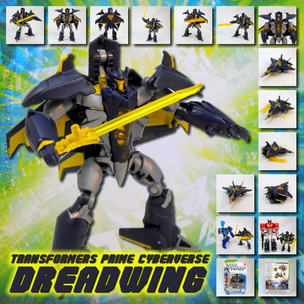 Prime Dreadwing Cyberverse