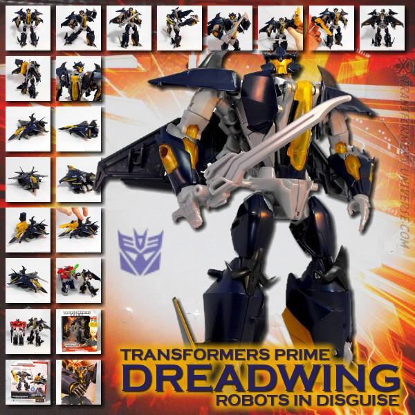 Prime Dreadwing RID