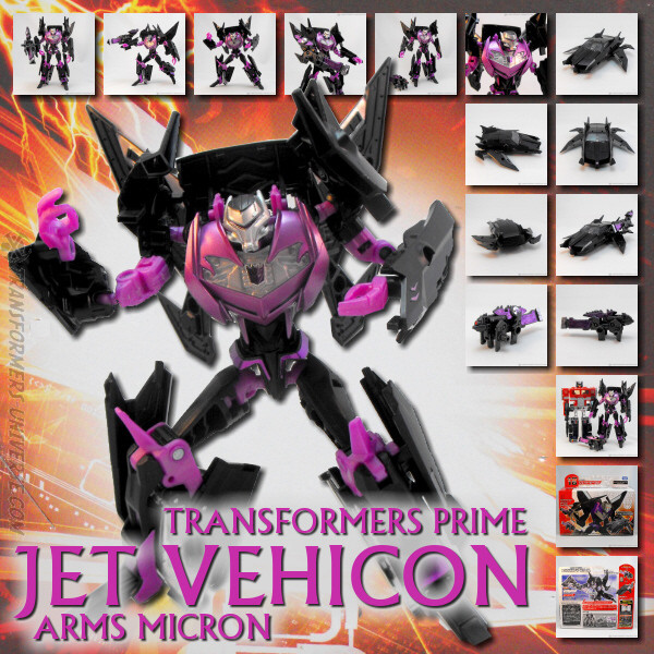 Prime Jet Vehicon