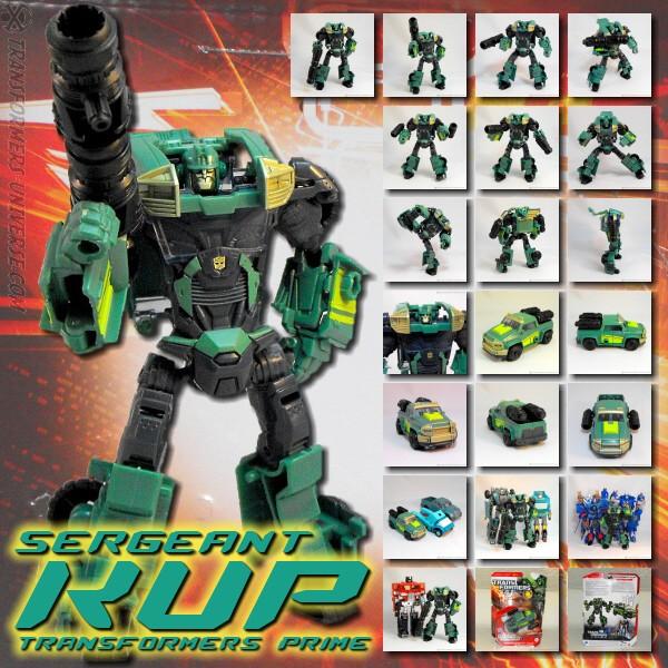 Prime Sergeant Kup