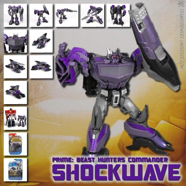 Prime Shockwave (Commander)