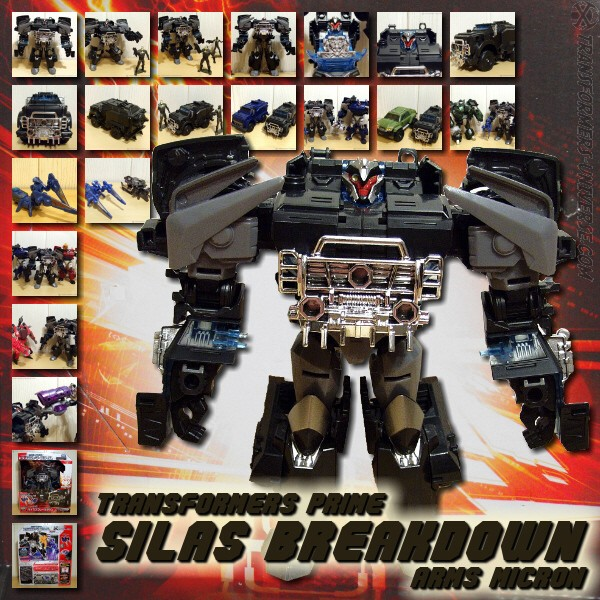 Prime Silas Breakdown