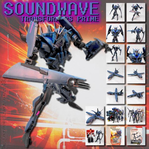 Prime Soundwave