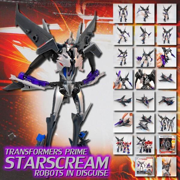 Prime Starscream RID