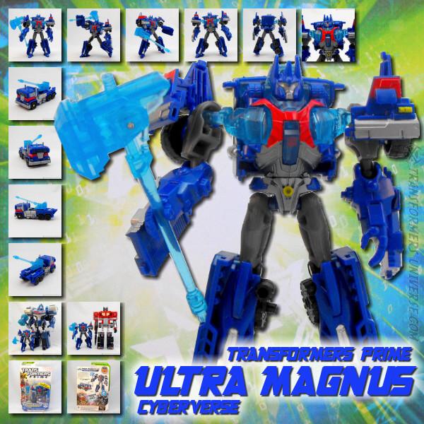Transformers Prime EZ-16 Collection Ultra Magnus